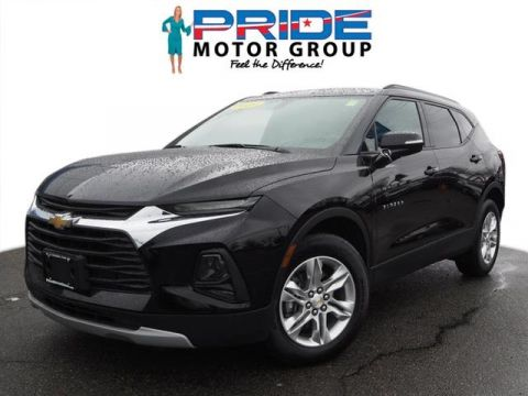 Certified Pre-Owned 2019 Chevrolet Blazer Base AWD 4D Sport Utility